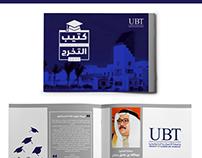 UBT / Graduation Booklet Design