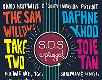 JULY 2015 - Radio Heatwave's S.O.S. Unplugged