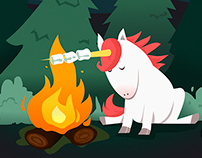 Forest of the Unicorn