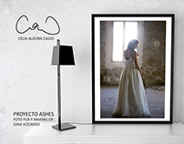 PHOTOGRAPHY | Project ASHES - Foto fija y making of