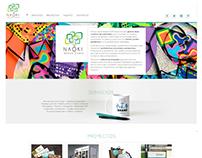Naoki - Website