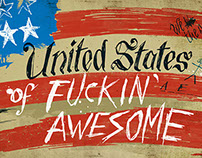 United States of F Awesome  | The Oscars