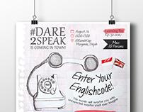 #Dare2Speak Class