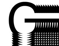 Glitch Helvetica