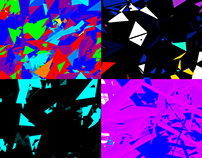 Abstract Poly - VJ Loop Pack (4in1)