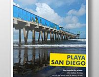 Afiche Turístico//El Salvador