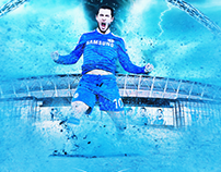 Wallpaper for Eden Hazard