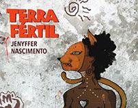 Ilustração do Livro: Terra Fértil
