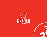 Untold Foundation Logo Concept