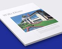Villa Diana - catalog