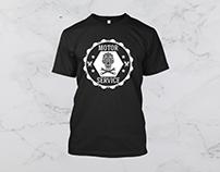 Motor Service T Shirt
