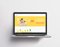 web cover desain for zwitsal