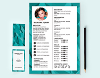 Curriculum + Business Card - Download