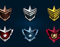 Videogame Badges