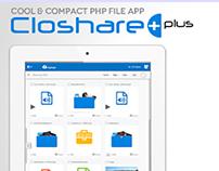 Closhare+plus