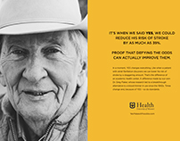 University of Missouri // Healthcare // Ads