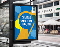 Youth project branding