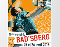 BAD'sberg 2015 – Conception d'une affiche
