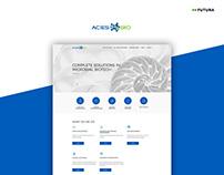 Company page | Client: Acies bio