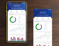 Statistics-Dashboard