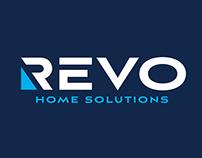 Rēvo Home Solutions - Company Branding