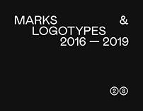 Logofolio 2016-2019