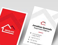 Immobiliare - Business Cards - Luxembourg