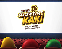 M&M's Showtime Kaki