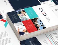 OVID | Branding Identity Web Design