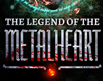 Book Cover - The Legend of the Metalheart