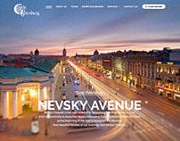 Guide Petersburg Branding