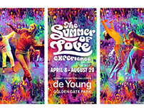 The Summer of Love Experience de Young Museum
