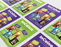 InCaixa - Branding - Graphic Design