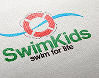 SwimKids school rebranding project