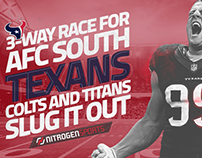J.J. Watt Texans NFL 2017
