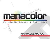 Manual de marca - Manacolor