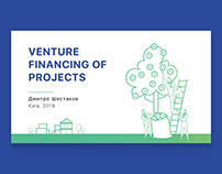 Venture Financing of Projects | Presentation