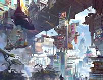 Beyond human / Busan 2070
