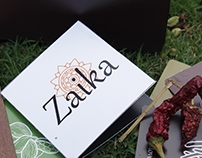 Zaika: The sense of taste!