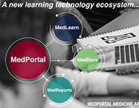 Learning Ecosystem Infographic/Ad
