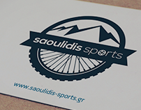 Saoulidis Sports Logo Redesign