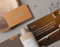 +MUND® | Rebranding