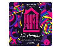 House Party #2 (16/07/2016)