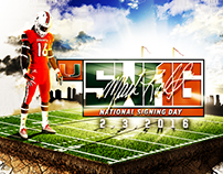 2016 Miami National Signing Day