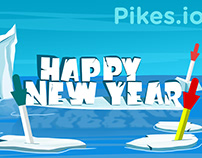new year skin update for Pikes.io