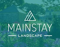 Mainstay Landscape Website Design and Development