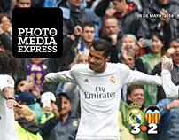 Revista: Real Madrid 3-2 Valencia CF