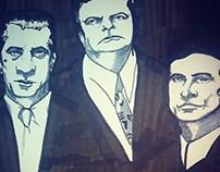 2013 - Gangs of the Screen