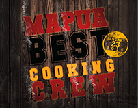Mapúa Best Cooking Crew Poster
