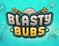 Blastu Bubs - Mobile game